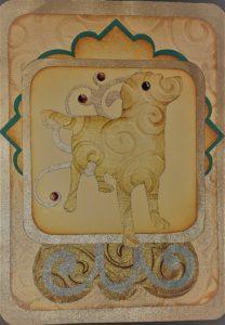 マヤ暦占星術白い犬