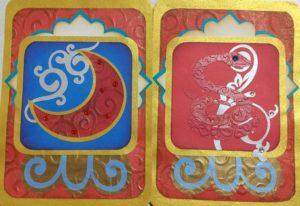 マヤ暦占星術赤い月赤いヘビ