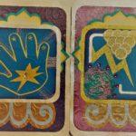 マヤ暦占星術青い手青い嵐