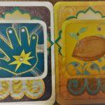 マヤ暦占星術青い手黄色い種