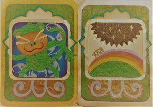 マヤ暦占星術青い猿白い世界の橋渡し