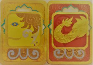 マヤ暦占星術黄色い人赤い竜