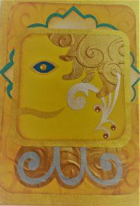 マヤ暦占星術黄色い人