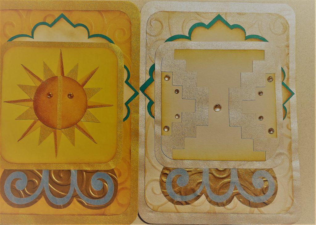 マヤ暦占星術黄色い太陽白い鏡